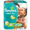 Pampers® baby-dry Gr.5+ Junior Plus 13-27 kg Sparpack