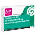 Pantoprazol AbZ bei Sodbrennen
