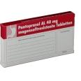 PANTOPRAZOL AL 40 mg magensaftresistente Tabletten
