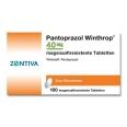 PANTOPRAZOL Winthrop 40 mg