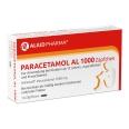 Paracetamol AL 1000 Zäpfchen