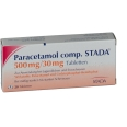 Paracetamol comp. Stada Tabletten