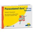 Paracetamol dura® 500 mg Tabletten