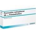 Paroxetin ratiopharm 20 mg Filmtabletten