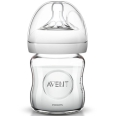 Philips® AVENT Flasche 120 ml Glas Naturnah