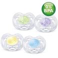 Philips® AVENT Schnuller Freeflow Trend 0-6 Monate BPA-frei