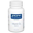 pure encapsulations® Vitamin D3 1000 I.E.