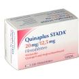 QUINAPLUS STADA 20 mg/12,5 mg