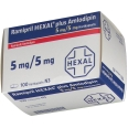 RAMIPRIL HEXAL plus Amlodipin 5 mg/5 mg Hartkaps.
