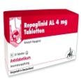 REPAGLINID AL 4 mg Tabletten