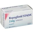 REPAGLINID STADA 2 mg Tabletten