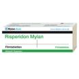 RISPERIDON Mylan 4 mg Filmtabletten