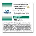 Salicylvaseline 2% Lichtenstein