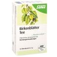 Salus® Arzneitee Birkenblätter Betulae folium bio