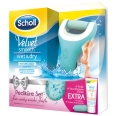 Scholl Velvet Smooth wet & dry Pediküre-Set