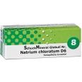Schuckmineral Globuli 8 Natrium chlorat. D6