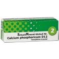SchuckMineral Globuli Nr. 2 Calcium phosphoricum D12