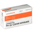 SERTRALIN BASICS 50 mg Filmtabletten RANBAXY