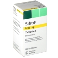 Sifrol 0,35 mg Tabletten