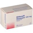 SILDENAFIL HEU 100 MG NET