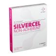 SILVERCEL® NON-ADHERENT Wundauflage 11 x 11 cm