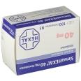 Simvahexal 40 mg Filmtabl.