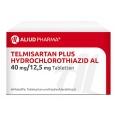 TELMISARTAN Plus HCT AL 40 mg/12,5 mg Tabletten