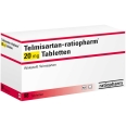 TELMISARTAN ratiopharm 20 mg Tabletten