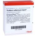 Thallium sulfuricum-Injeel® Ampullen