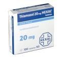 Thiamazol 20 mg Hexal Tabletten