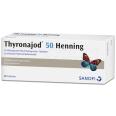 Thyronajod 50 Henning Tabletten