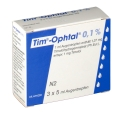 Tim Ophtal 0,1% Augentropfen