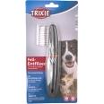 Trixie Fell-Entfilzer, gebogene Zinken
