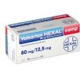 VALSARTAN HEXAL comp.80mg/12,5mg
