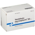 VENLAFAXIN neuraxpharm 50 mg Tabletten