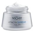 VICHY Liftactiv Supreme Tagespflege für normale Haut + 15 ml Liftactiv Nachtpflege GRATIS