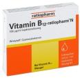 Vitamin-B12-ratiopharm® N Ampullen zur Injektion
