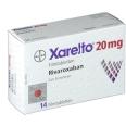 XARELTO 20 mg Filmtabletten