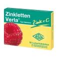 Zinkletten Verla® Himbeere Lutschtabletten