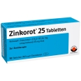 Zinkorot® 25 Tabletten