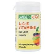 A-C-E Vitamine Plus Selen Kapseln