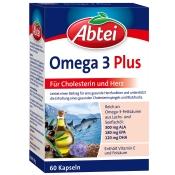 Abtei Omega-3-6-9 Lachsöl + Leinöl + Olivenöl