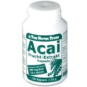 Acai Frucht Extract 500mg vegetarische Kapseln
