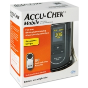 ACCU-CHEK® Mobile III Set mg/dL