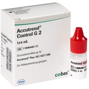 Accutrend® Control G 2 Lösung