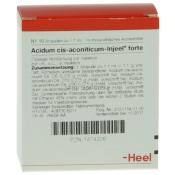 Acidum cis-aconiticum-Injeel® forte Ampullen