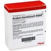 Acidum cis-formicicum-Injeel® Ampullen