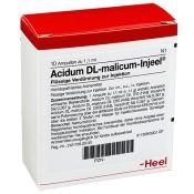 Acidum DL-malicum-Injeel® forte 1,1 ml