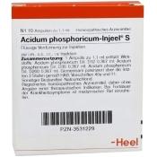Acidum fumaricum-Injeel® forte Ampullen