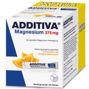 ADDITIVA® Magnesium 375 mg Direktgranulat Orange